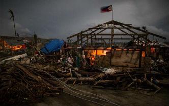 Philippines devestation1